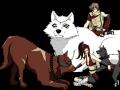 Призыв собак неканонами